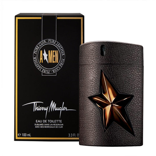 Thierry Mugler Amen Pure Leather, Toaletná voda 100ml