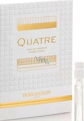 Boucheron Boucheron Quatre, Vzorka vône